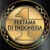Pertama di Indonesia