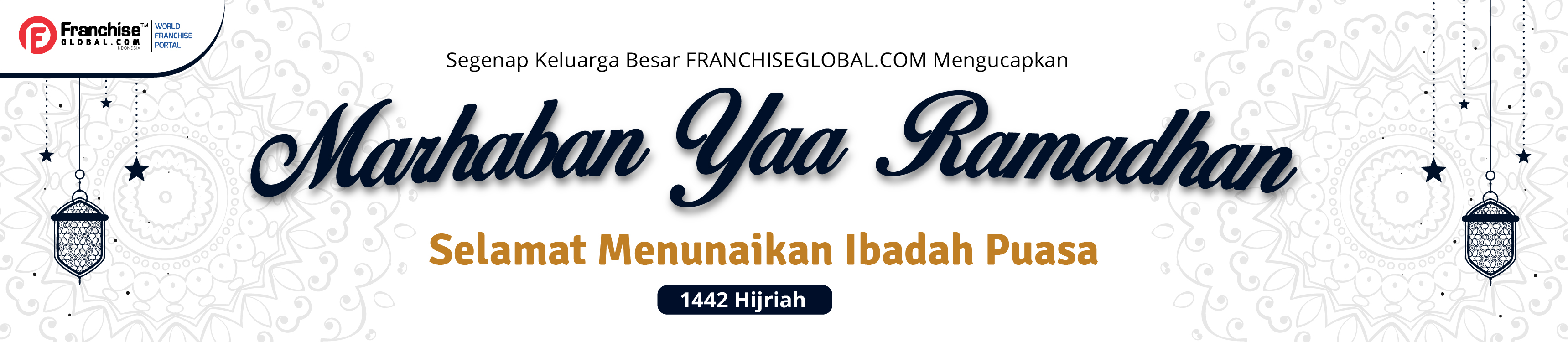 Selamat Bulan Ramadhan FranchiseGlobal