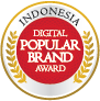Indonesia Digital Popular Brand Award